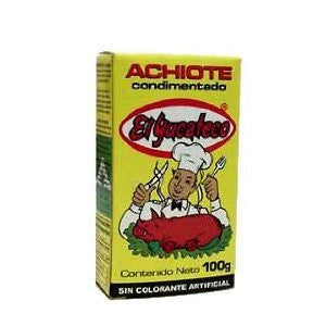 El Yucateco Annatto Achiote Seasoning - Pacific Rim Gourmet