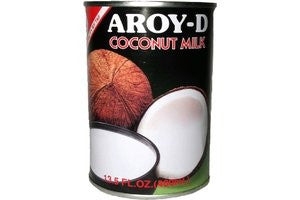 Aroy-D Coconut Milk, 13.5 oz. - Pacific Rim Gourmet