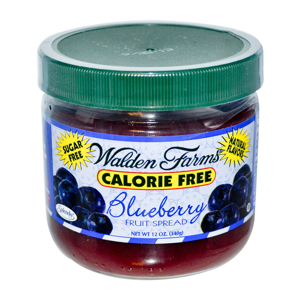 Walden Farms Blueberry Fruit Spread - Pacific Rim Gourmet