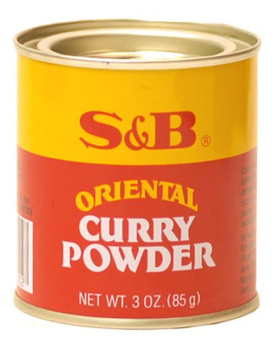 S&B Oriental Curry Powder - Pacific Rim Gourmet