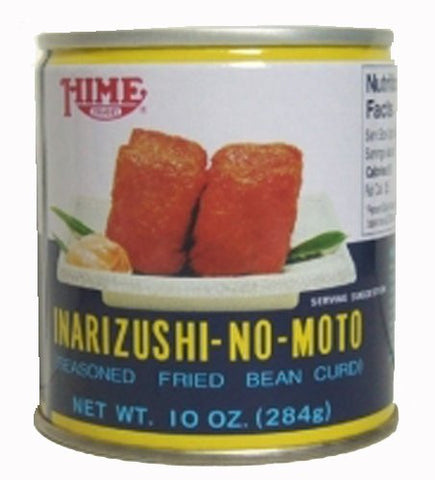 Hime Seasoned Fried Bean Curd (Inarizushi-No-Moto) - Pacific Rim Gourmet