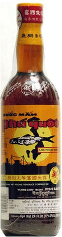 """Flying Lion"" Vietnamese-Style Fish Sauce - Pacific Rim Gourmet"
