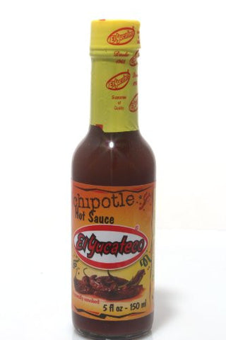 El Yucateco Chipotle Hot Sauce - Pacific Rim Gourmet