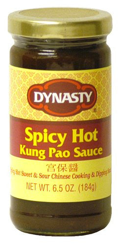 Dynasty Spicy Hot Kung Pao Sauce - Pacific Rim Gourmet
