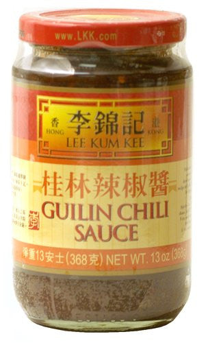 Lee Kum Kee Guilin Style Chili Sauce, 13 oz. - Pacific Rim Gourmet