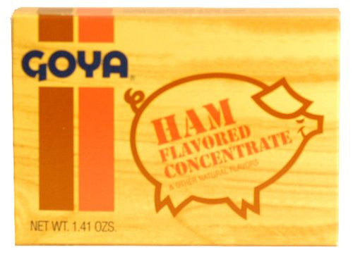 Goya Ham Flavored Concentrate - 1.41 oz. - Pacific Rim Gourmet