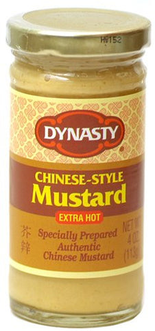 Dynasty Chinese-Style Mustard - Extra Hot - Pacific Rim Gourmet