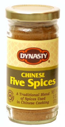 Dynasty Chinese Five Spice Powder - Pacific Rim Gourmet