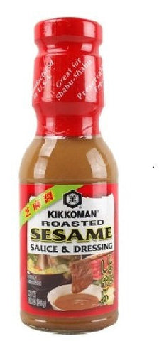 Kikkoman Roasted Sesame Sauce & Dressing