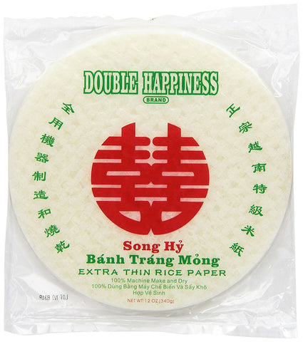 Double Happiness Extra Thin Rice Paper