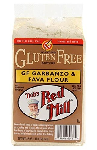 Bob's Red Mill GF Garban Fava Flour