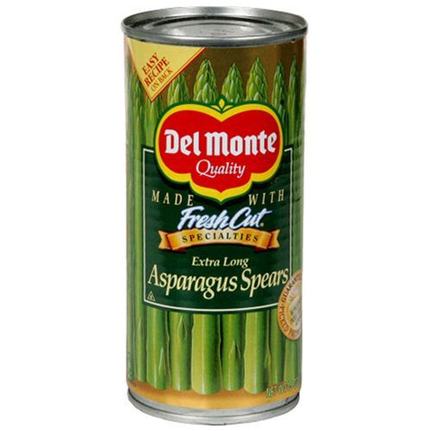 Del Monte Extra Long Asparagus Spears