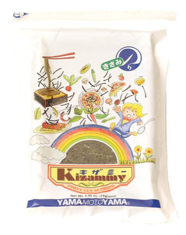 Kizammy Finely Cut Seaweed - Pacific Rim Gourmet