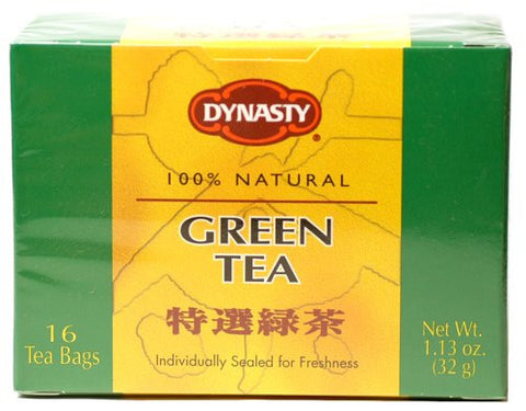 Dynasty Green Tea - Pacific Rim Gourmet