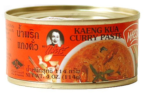 Maesri Kaeng Kua Curry Paste - Pacific Rim Gourmet