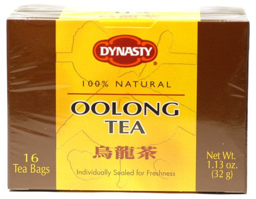 Dynasty Oolong Tea - Pacific Rim Gourmet
