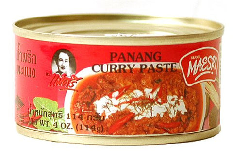 Maesri Panang Curry Paste - Pacific Rim Gourmet