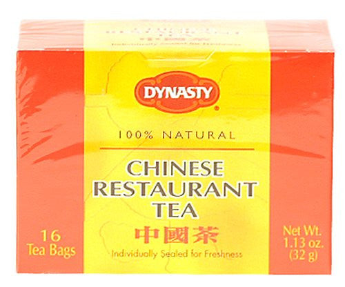 Dynasty 100% Natural Chinese Restaurant Tea - Pacific Rim Gourmet