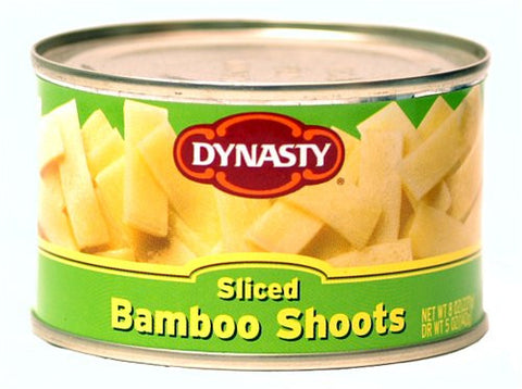 Dynasty Sliced Bamboo Shoots - Pacific Rim Gourmet