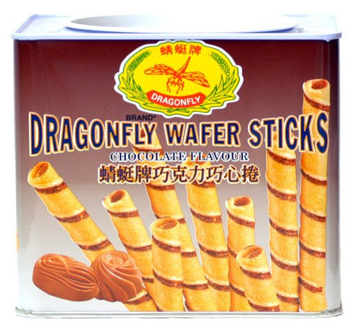Chocolate Wafer Sticks - Pacific Rim Gourmet