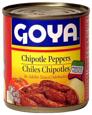 Goya Chipotle Peppers in Adobo Sauce - 7 oz. - Pacific Rim Gourmet