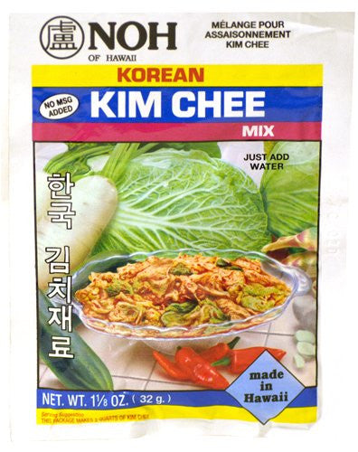 NOH Korean Kim Chee Mix - Pacific Rim Gourmet