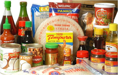 Basic Asian Pantry - Pacific Rim Gourmet