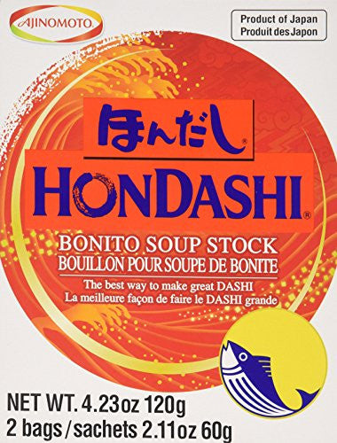 Ajinomoto - Hon Dashi (Soup Stock) 5.28 Oz. - Pacific Rim Gourmet