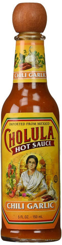 Cholula Hot Sauce, Chili Garlic