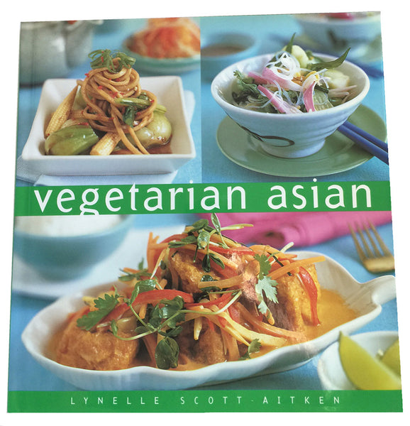 Vegetarian Asian - Pacific Rim Gourmet - 1