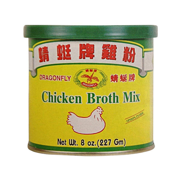 Dragonfly Chicken Flavor Broth Mix
