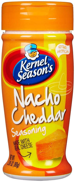 Kernel Season's Nacho Cheese Popcorn Seasoning