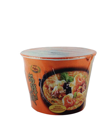 Dragonfly Instant Noodle, Seafood Flavor (Pack of 3)