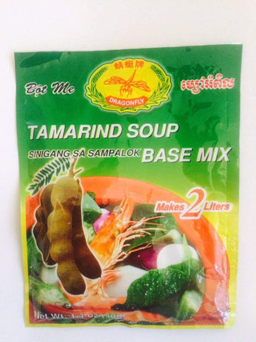 Dragonfly Tamarind Soup Base Mix (Pack of 12)