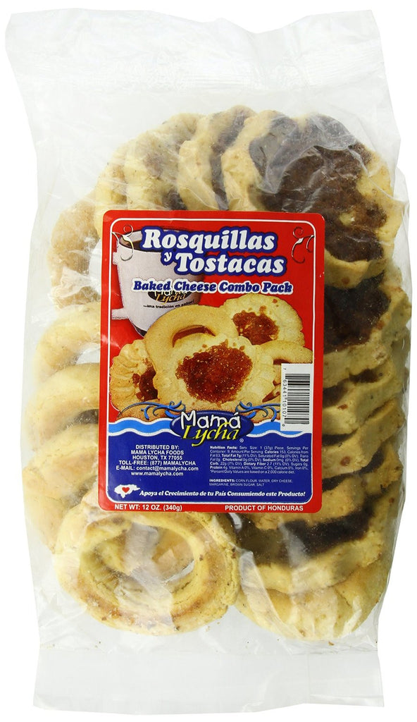 Rosquillas and Tostacas (Combination package)