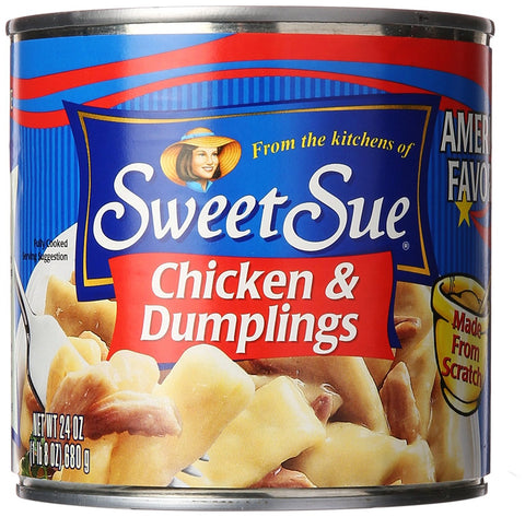 Sweet Sue Chicken & Dumplings