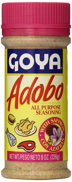Goya Adobo with Saffron