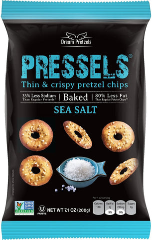 Dream Pretzels Everything Chip Pretzel
