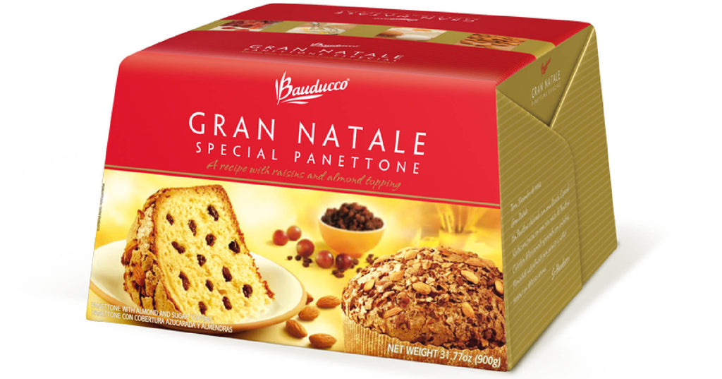 Gran Natale (Special Panettone Cake)