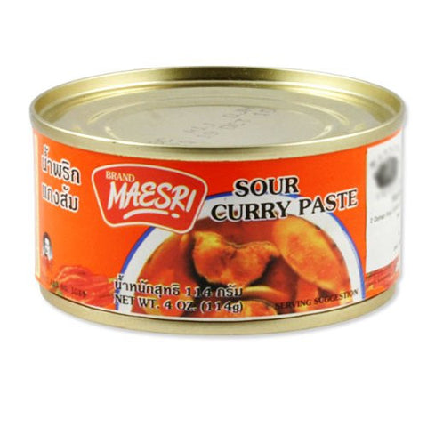 Maesri Sour Curry Paste