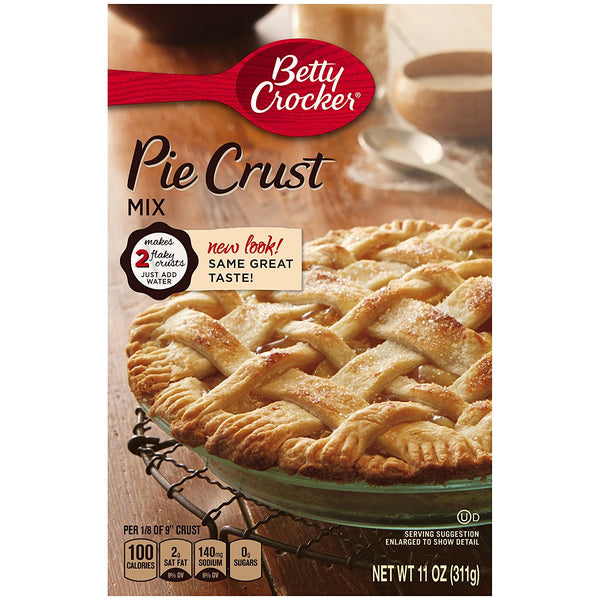 Betty Crocker Pie Crust