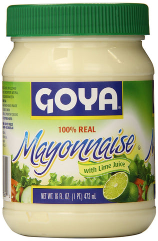 Goya Mayonnaise with Lime