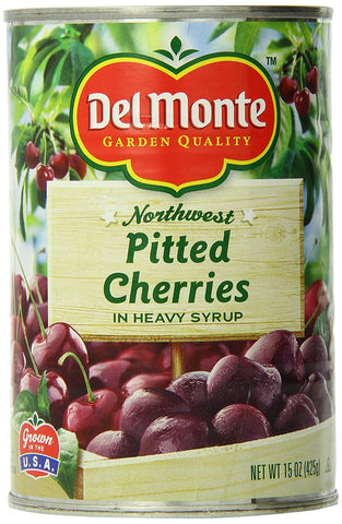 Del Monte Pitted Dark Cherries