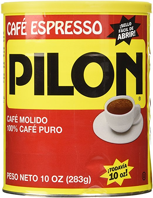 Cafe Pilon Espresso Coffee Can