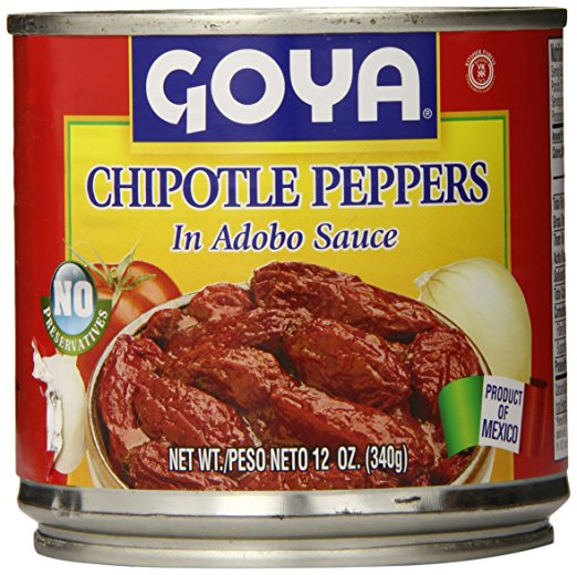 Goya Chipotle Chiles
