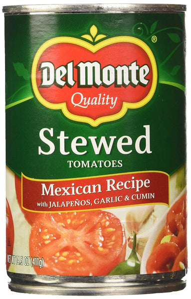 Del Monte Mexican Stewed Tomatoes