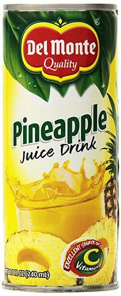 Del Monte Pineapple Juice Drink