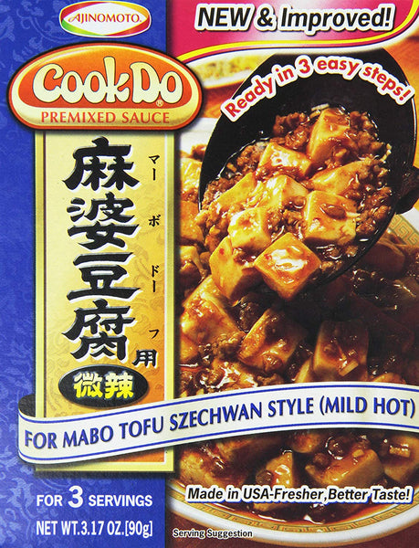 Ajinomoto Cook Do Mabo Tofu-M, Blue