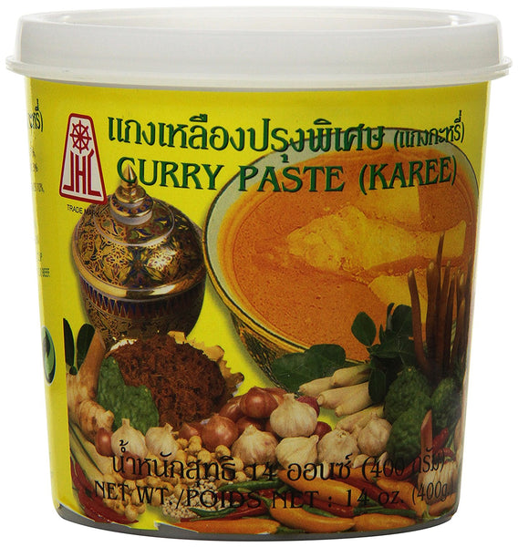 JHC Yellow Curry, Small