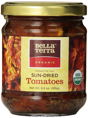 Bella Terra Organic Sun-Dried Tomatoes